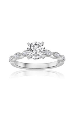 Alberts Engagement Ring 64126D-14KW-1/6 product image