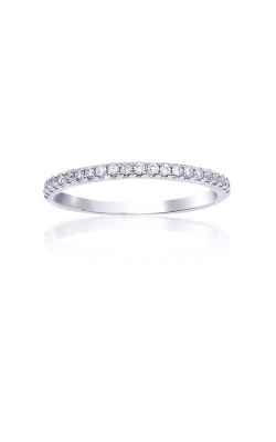 Alberts Wedding Band 72246D-14W-1-6 product image
