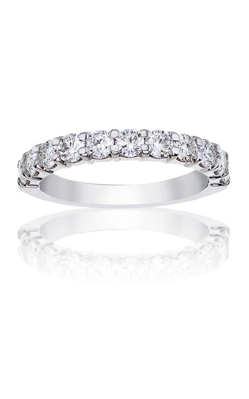 Albert's Wedding Band 77116D-14W-3-4 product image