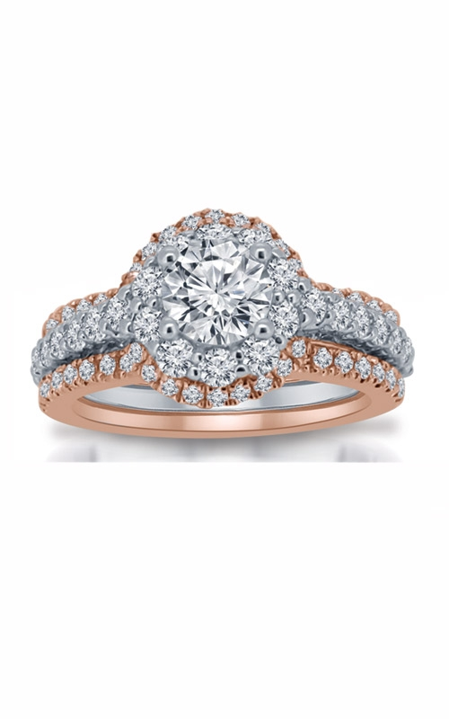 Alberts Engagement Ring R580R89ST185CWR product image