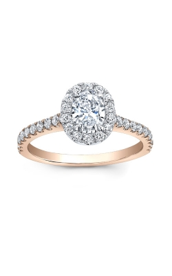 Alberts Engagement Ring AJ-R13423-ROSE product image