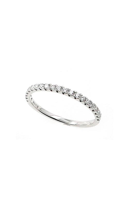 Albert's 14k White Gold .25ctw Diamond Wedding Band B10014-HW022A product image