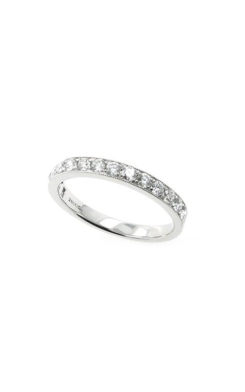 Albert's 14k White Gold .50ctw Diamond Wedding Band B10016-HW052A product image