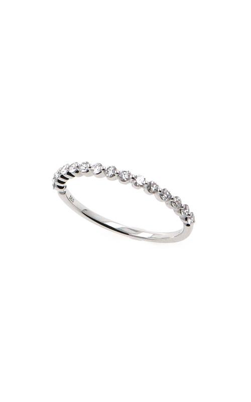 Albert's 14k White Gold .25ctw Round Wedding Band B10018-HW022A product image