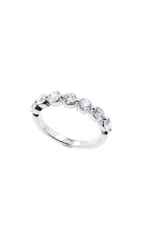 Albert's 14k 1.00ctw Round Single Prong Wedding Band B10018-HW102A product image