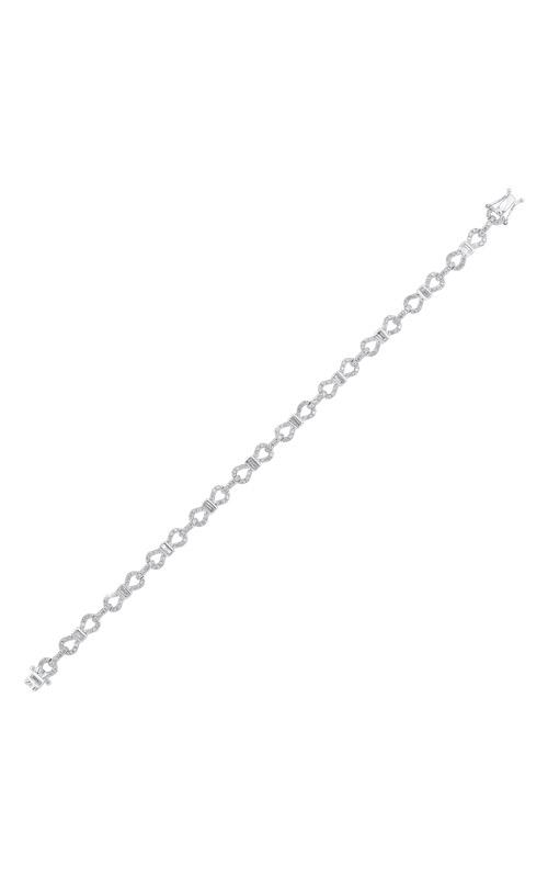 Albert's 14k White Gold 2ctw Diamond Bracelet BC10067-4WB product image