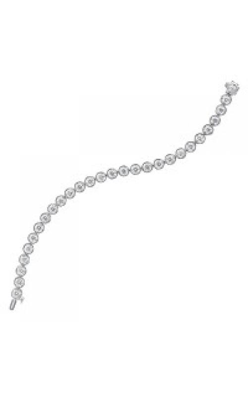 Bezel Set Diamond Bracelet product image