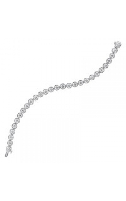 1.00CT BEZEL SET BRACELET product image