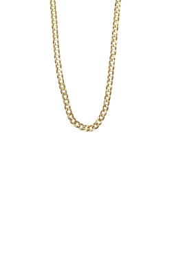 Albert's 14k Yellow Gold 24 Inch 2.5mm Curb Chain CCURB01857 product image
