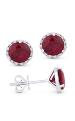 Alberts Earrings E1023RCW product image