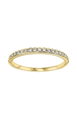 Albert's 10k Yellow Gold Diamond Band FR1046Y product image