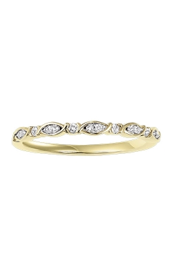 Albert's 10k Yellow Gold Diamond Ring FR1449Y product image