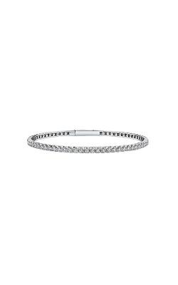 Albert's 14k White Gold 7/8ctw Diamond Bracelet FSBG5010S8WS product image