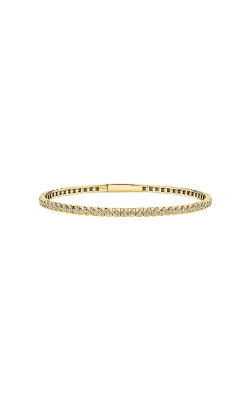 Albert's 14k Yellow Gold 7/8ctw Diamond Bracelet FSBG5010S8YS product image