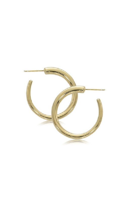 Albert's 14k Yellow Gold Hoops 4266 product image