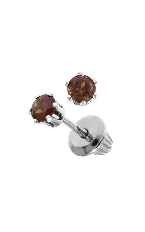 Albert's 14k Baby Garnet Stud Earrings GEW25001 product image