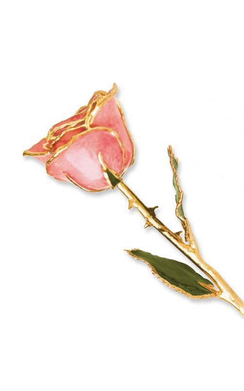 Albert's Gold Dipped Pink Rose GP9339 product image