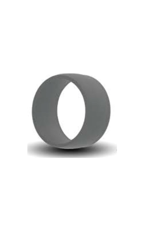 Albert's Grey Silicone Band Size 4 SILICONE4-GREY product image