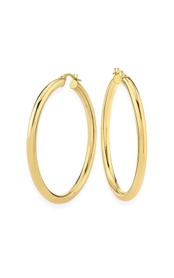 Albert's 14k Yellow Gold Hoop Earrings HPP3X30 product image