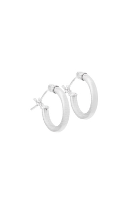 Albert's Sterling Silver Hoop Earrings HS993 product image