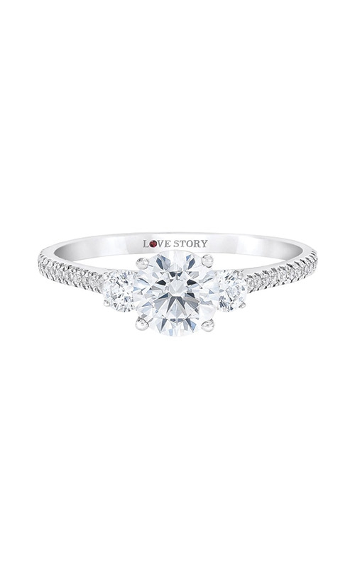 Albert's Engagement Ring IR100R1136LJ2W product image