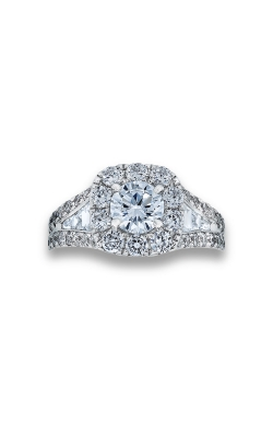 Albert's 14k White Gold 2 1/2ctw Diamond Engagement Ring IR250R1145LJ2W product image