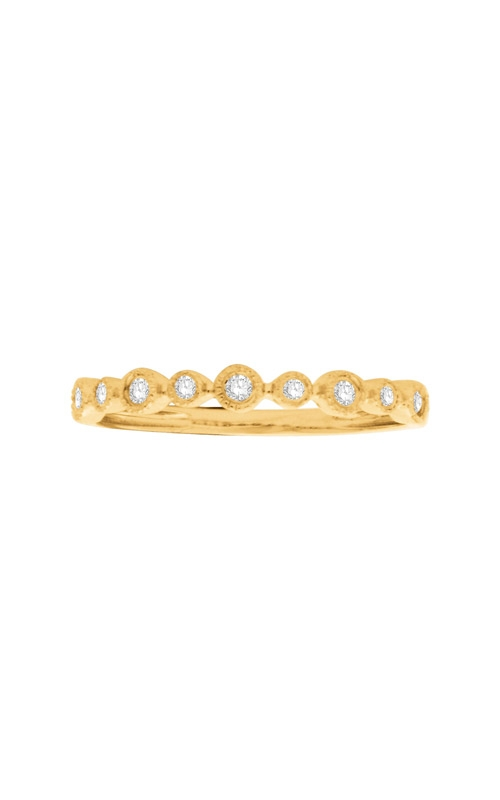 Albert's 10k Yellow Gold Diamond Fashion Ring JN8374 product image