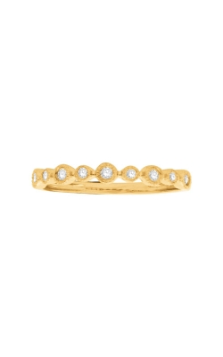 Albert's 10k Yellow Gold Diamond Fashion Ring JN8374 product image