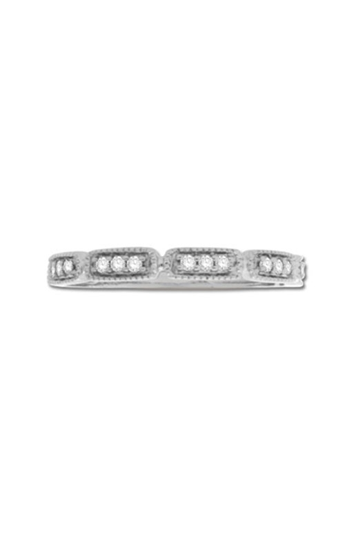 Albert's 10k White Gold Diamond Fashion Ring JN8382 product image