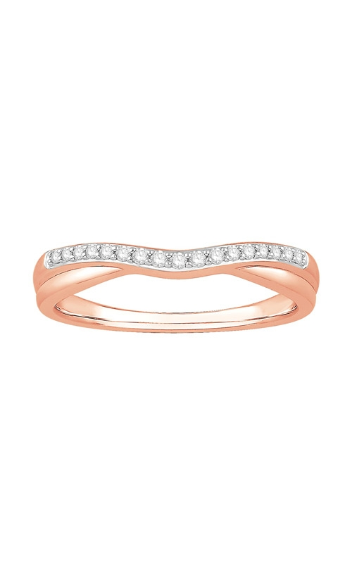 Albert's 14k Rose Gold Diamond Fashion Ring JW2360R product image