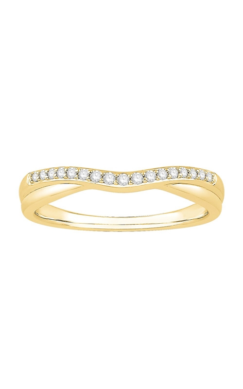 Albert's 14k Yellow Gold Diamond Fashion Ring JW2360Y product image