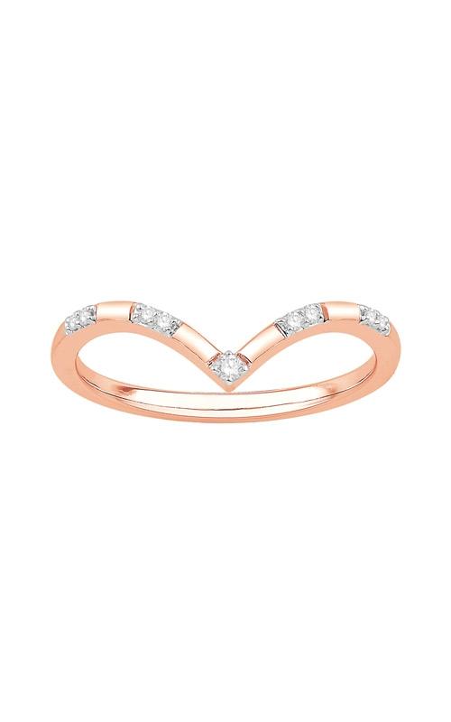 Albert's 10k Rose Gold Diamond Ring JW2543R product image