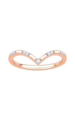 Albert's 10k Rose Gold Diamond Ring JW2543R product image