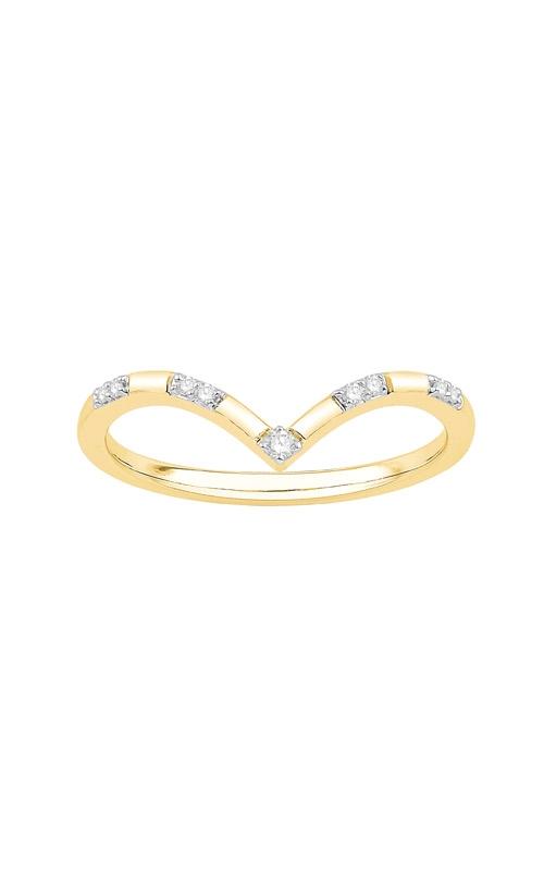 Albert's 10k Yellow Gold Diamond Ring JW2543Y product image