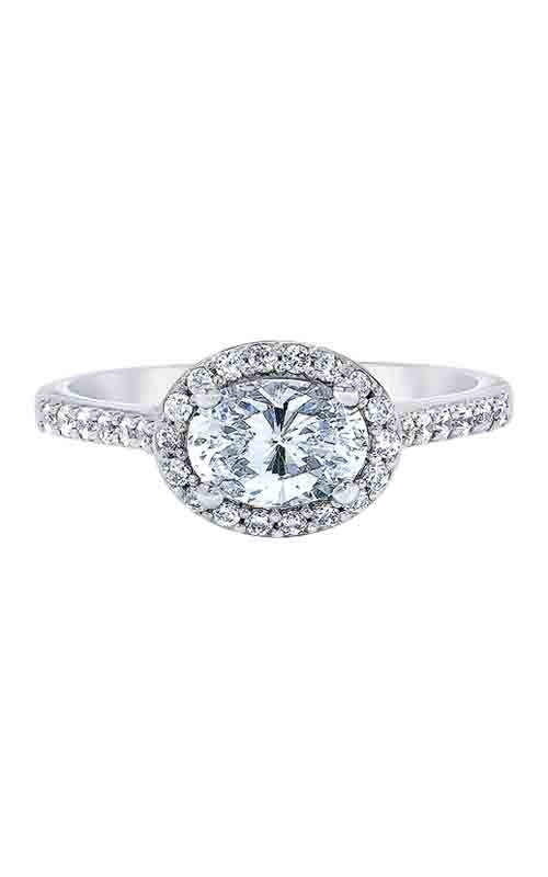 Alberts Engagement Ring L8261-WGE product image