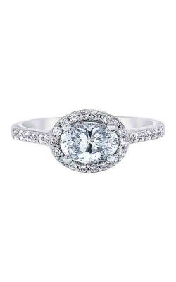 Alberts Engagement Ring L8261-WGE product image