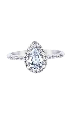 Alberts Engagement Ring L8435-WGE product image