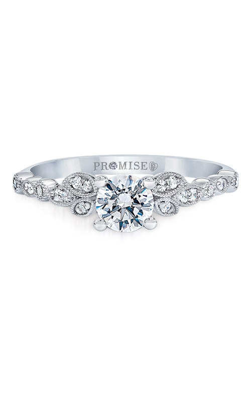 Albert's Engagement Ring L8547-WG product image