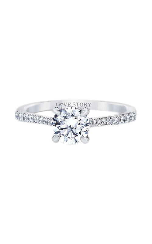 Albert's Engagement Ring LS0108E-41W product image