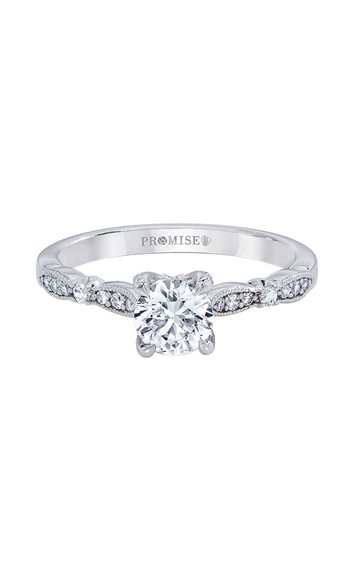 Alberts Engagement Ring LS0110EH-VS-.75 product image