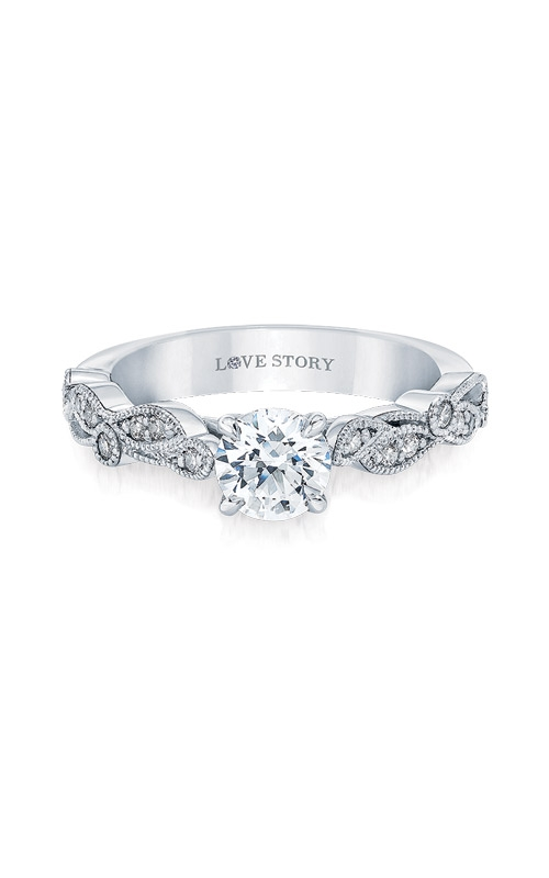 Albert's Engagement Ring LS0116EH-41W product image
