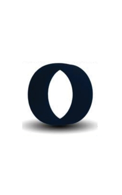 Albert's Navy Silicone Band Size 4 SILICONE4-NAVY product image