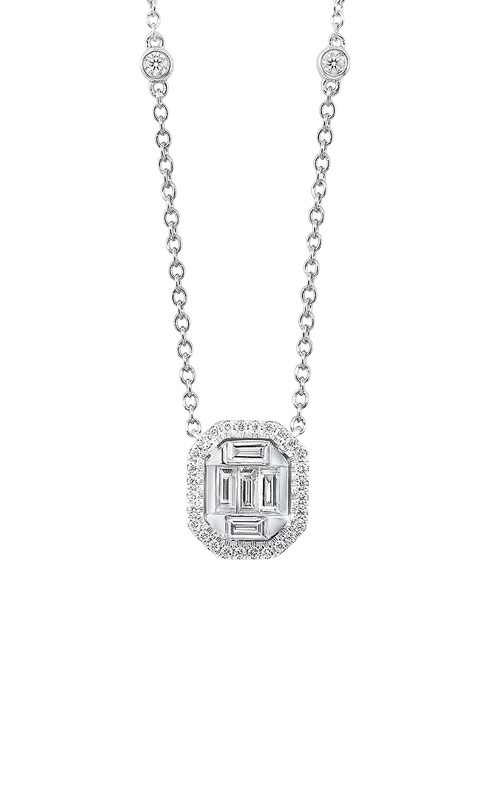 Albert's Necklace NK10025-4WB product image