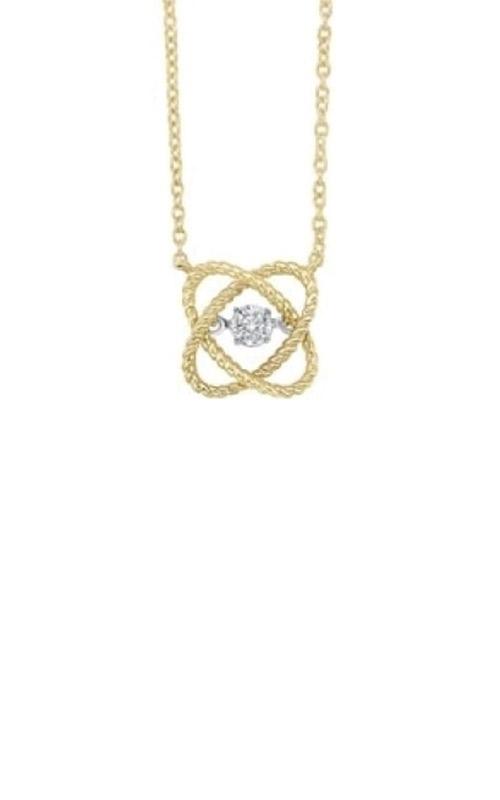 Albert's 10K Yellow Gold Diamond Necklace NK10189-1YL product image