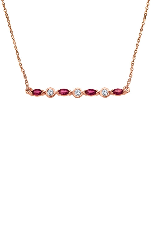 Albert's Necklace NR02858RUV product image