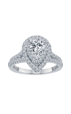 Albert's Engagement Ring R127PR89E-74SPW product image