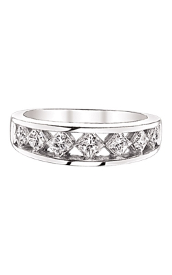 Albert's White Gold 1ctw Wedding Band RA-0159-A45 product image
