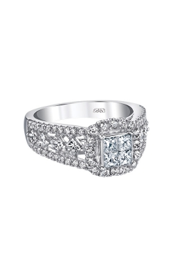 Albert's Engagement Ring RB-7798BBA56R4W product image