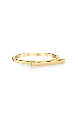 Albert's 14k Yellow Gold Bar Ring RBAR1-7 product image