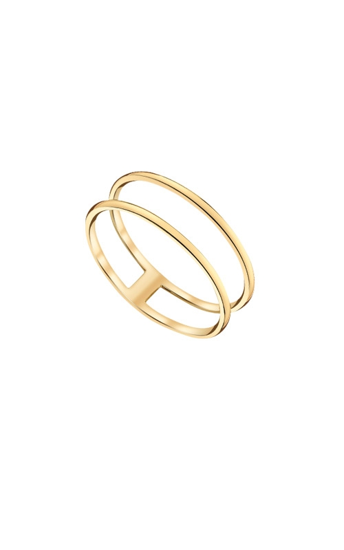 Albert's 14k Yellow Gold Double Band Ring RBAR2-7 product image